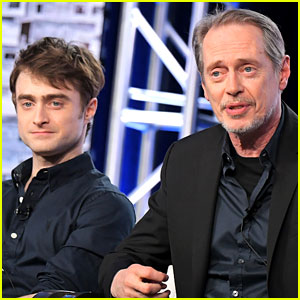 Daniel Radcliffe & Steve Buscemi Bring 'Miracle Workers' to Winter TCA Press Tour 2018