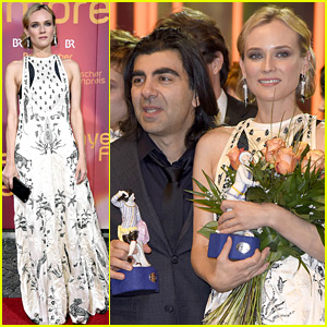 Diane Kruger Doesn't Expect an Oscar Nomination, But Feels Like She's Won Already