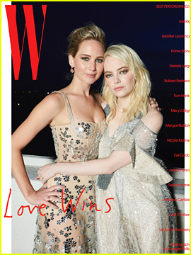 Emma Stone & Jennifer Lawrence Bonded Over Having the Same 'Stalker'!