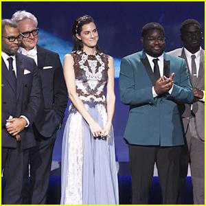 'Get Out' Wins Big at Critics' Choice Awards 2018