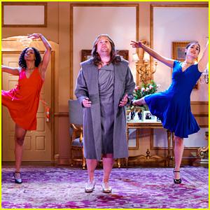James Corden Plays Melania Trump Singing 'Part Of Your World' in 'Little Mermaid' Parody - Watch Now!