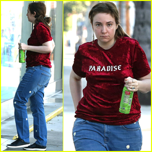 Lena Dunham & Jack Antonoff's Breakup Was Reportedly 'Drawn Out'