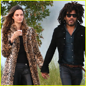 lenny kravitz photos news and videos just jared