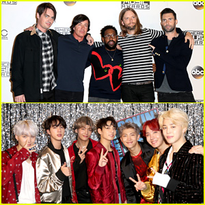 Is Maroon 5 Teasing a Collaboration With BTS? See the Tweets!
