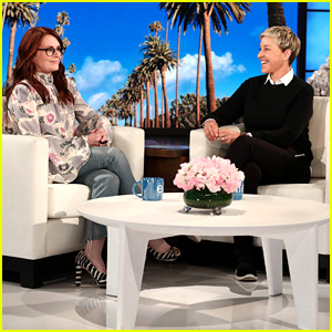 Megan Mullally Hilariously Reveals She Never Noticed Ellen DeGeneres' Pattern of Female 'Roommates' - Watch!