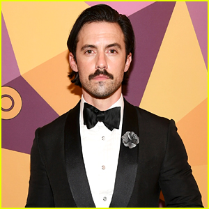 Milo Ventimiglia Fell Into a Pool at the Golden Globes After Party!