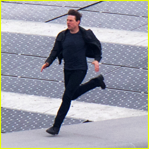 Tom Cruise Resumes 'Mission: Impossible 6' Filming, Runs Over Thames River!