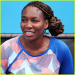 Venus Williams Steps Out with Hunky 25-Year-Old Boyfriend