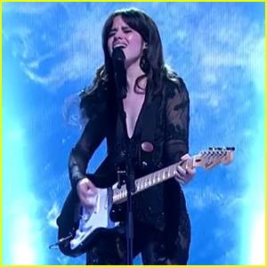 Camila Cabello Performs 'Never Be The Same' on 'Dancing On Ice' - Watch Now!