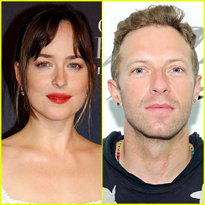 Dakota Johnson & Chris Martin Spend Time Together in Vancouver