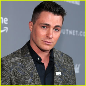 Colton Haynes Calls Out
