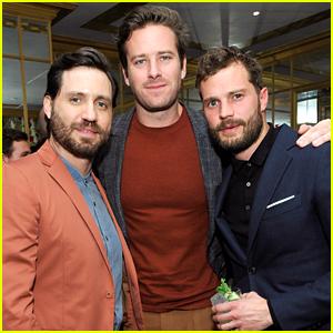 Jamie Dornan Helps Celebrate Timothee Chalamet at GQ Event!