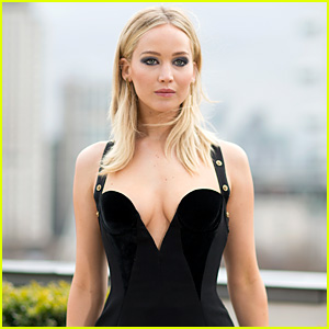 Jennifer Lawrence Has the Best Response to Those Hating On Her Cold Weather Look