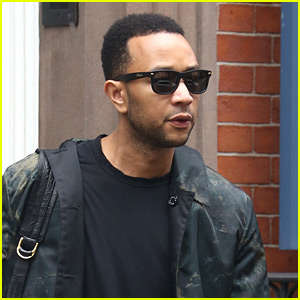 John Legend Heads to 'Jesus Christ Superstar Live' Rehearsal!