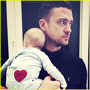 Justin Timberlake's Son Silas - See Every Photo Shared So Far!
