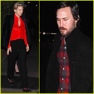 Kate Hudson & Boyfriend Danny Fujikawa Step Out for Valentine's Day Dinner!