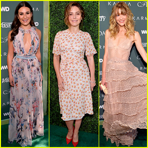 Lea Michele, Sophia Bush, & Jaime King Bring Runway Looks to the Red Carpet!