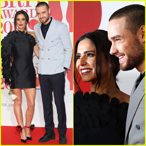 Liam Payne & Cheryl Cole Attend Brit Awards 2018 Together Amid Split Rumors