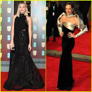 Margot Robbie & Allison Janney Bring 'I, Tonya' to the BAFTAs 2018!