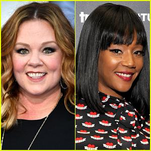 Melissa McCarthy & Tiffany Haddish Team Up for a Drama!