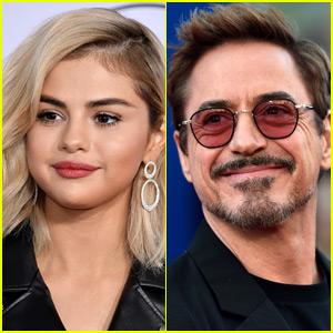 Selena Gomez Joins Robert Downey Jr.'s 'Doctor Dolittle' Movie