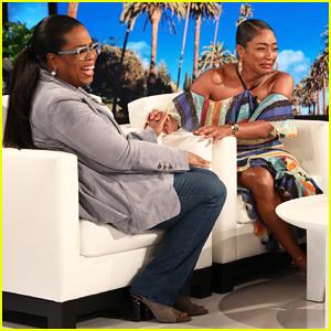 Tiffany Haddish Cries Tears of Joy After Oprah Surprises Her on 'Ellen' - Watch Here!