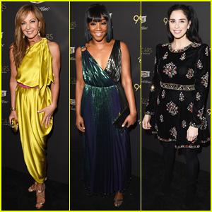 Allison Janney, Tiffany Haddish & More Celebrate 2018 Oscars Week with Cadillac!