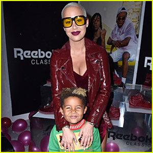 Amber Rose Slams Trolls Calling Her 5-Year-Old Son 'Gay' for Liking Taylor Swift: 'This Is Why Young Kids Kill Themselves'