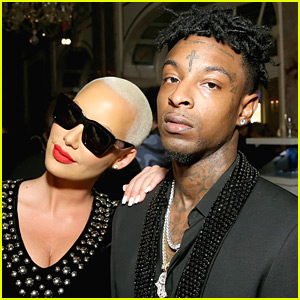 Amber Rose Addresses 21 Savage Split Rumors: 'I Can't Say That I'm Single'