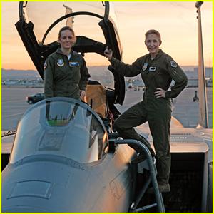 'Captain Marvel' Begins Production, Marvel Reveals How Brie Larson Prepared for Title Role!