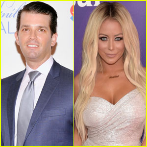 Donald Trump Jr. Reportedly Had An Affair With Aubrey O'Day During 'Celebrity Apprentice'