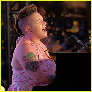 Effie Passero Sings Original Song on 'American Idol,' Cements Her Spot as a Frontrunner!