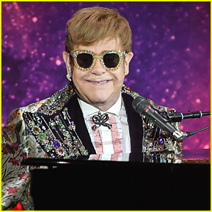 Elton John's Songs Will Be Covered by Lady Gaga, Ed Sheeran, & More Stars on New Tribute Albums!