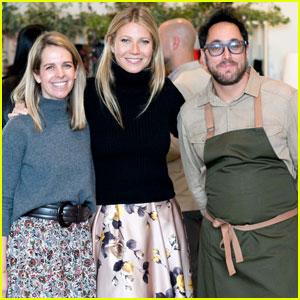 Gwyneth Paltrow Hosts 'Goop' Spring Road Trip to Napa Valley!