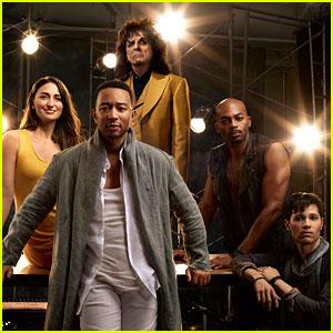 John Legend, Sara Bareilles, & 'Jesus Christ Superstar Live' Cast Debut New Portraits