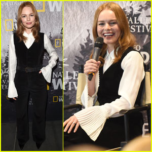 Kate Bosworth Receives Pioneer Award at Sun Valley Film Festival!