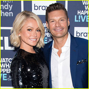 Kelly Ripa Defends Ryan Seacrest: 'You Are a Privilege to Work With'