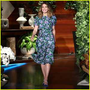 Ellen DeGeneres Tries to Find Out Why Mandy Moore Is Crying - Watch Now!