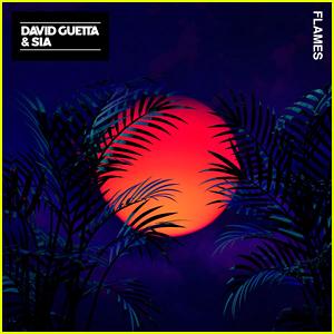 David Guetta feat. Sia: 'Flames' Stream, Lyrics & Download - Listen Now!