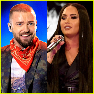 Demi Lovato & Justin Timberlake Postpone Show Dates Due to Snow Conditions