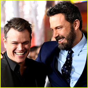 Ben Affleck Jokingly Responds to Story About Matt Damon's New BFF Chris Hemsworth