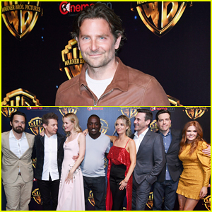 Bradley Cooper Debuts First Trailer for 'A Star Is Born' at CinemaCon 2018!
