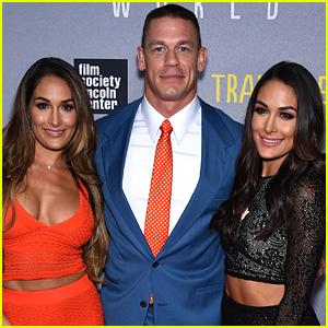 Nikki Bella's Sister Brie Fires Back at Report That She Wants to 'Kill' John Cena