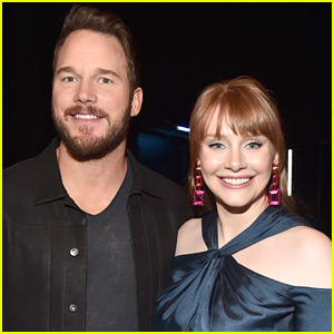 Chris Pratt & Bryce Dallas Howard Have Big Hopes for 'Jurassic World' Sequel!
