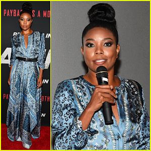 Gabrielle Union Debuts 'Breaking In' at Atlanta Screening!