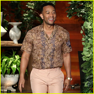 John Legend Grilled Over Who Bit Beyonce - Watch Now!