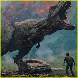 The Park is Completely Gone in new 'Jurassic World: Fallen Kingdom' Trailer