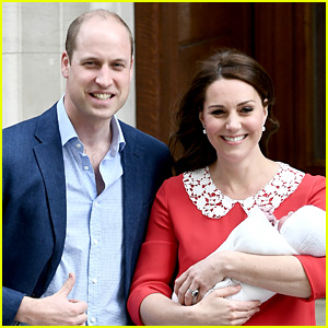Did Royal Family Website Accidentally Reveal Baby #3's Name? Find Out the Rumored Name!