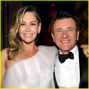 Kym Johnson & Robert Herjavec Welcome Twins!
