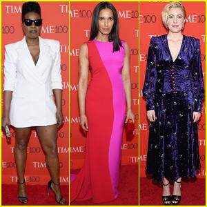 Leslie Jones Channels Grace Jones at Time 100 Gala!